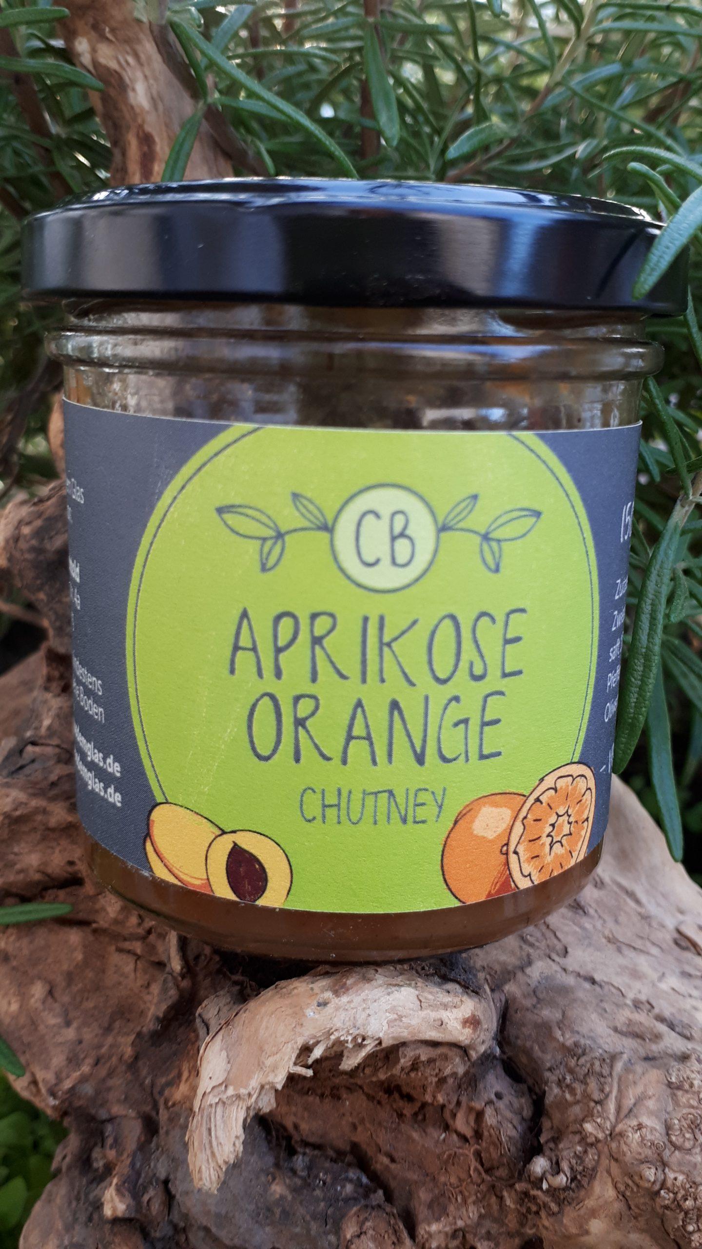 Aprikose-Orange